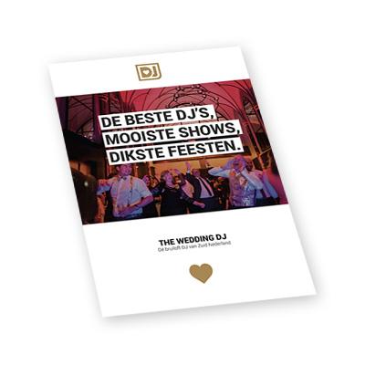 brochure The Wedding DJ